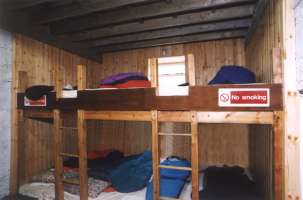 Sleeping Dorm