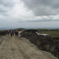 Windfarm construction track (Alan Wylie)