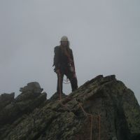 Summit - grim what you find on top! (Colin Maddison)