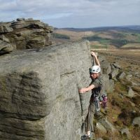 3rd - The Doc on the Rocks, Stanage (Jim Symon)
