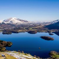 Second Place - Derwent Water from Catbells (Paul Evans)