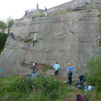 Tegg's Nose Main Wall (Roger Dyke)