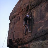 Andy G. on Eliminate 1, E1 5b (Mark Furniss)