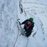 Bob Milward on Pitch 2 The Curtain (IV 5) (Colin Maddison)