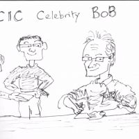 CIC Celebrity Bob (Jim Symon)