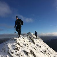 Mountain Action. - Highly Commended - George Williams, Striding Edge