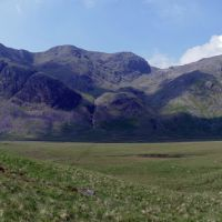 The Scafell Massif over Great Moss