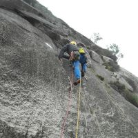 Gareth Williams - Pitch 2, Spartan Slab, Etive Slabs