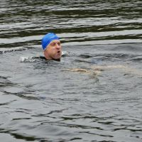 Mark in Blackbeck Tarn