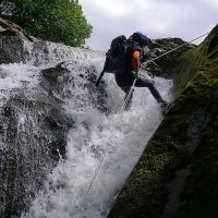 Ingleton Canyoning (Unknown)